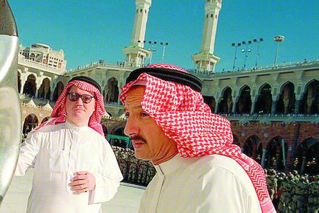 Power 100 2014: Bin Laden takes top spot