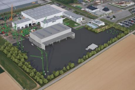 Sennebogen to expand Straubing facilities