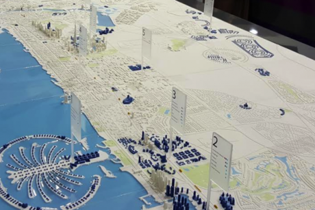 Unique 3D masterplan of Dubai unveiled