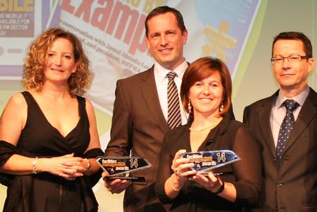 Farnek bags two gongs at 2014 fmME Awards