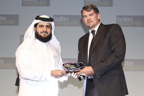 Jamal Abdulla Lootah honoured at 2014 fmME Awards
