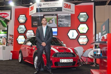 3M targets the largest fleet operators in the UAE