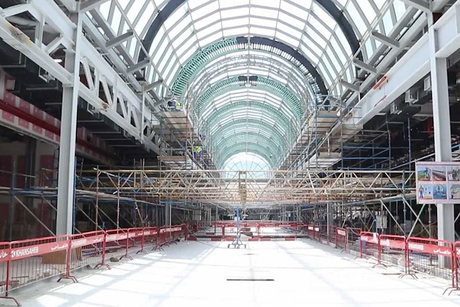 Case study: Mall of the Emirates expansion