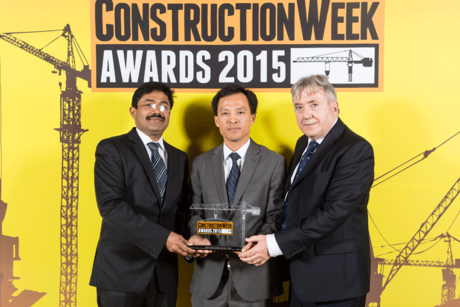 CW Awards 2015: Sub-contractor of the Year crowned
