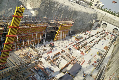 Large scale projects driving growth in GCC sector