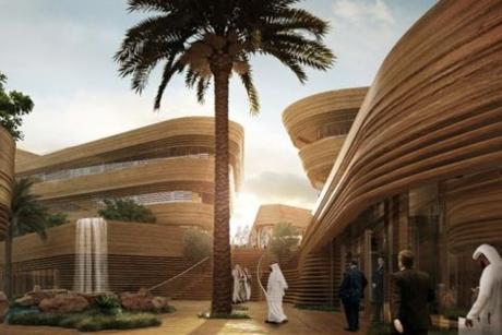 Shapoorji Pallonji to build 5-star Riyadh hotel