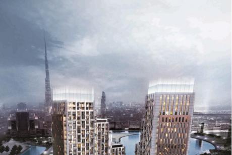 Deyaar's 'The Atria' project almost 25% complete