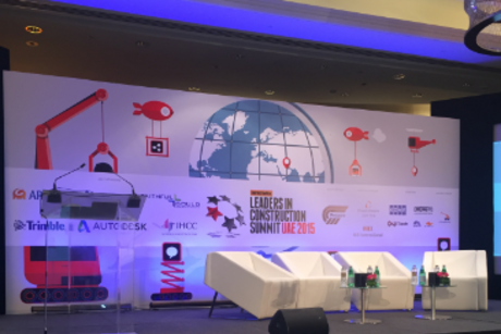 #LeadersUAE: Leaders In Construction Summit 2015
