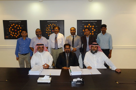 Nuberg to build $35m Saudi chemical plant