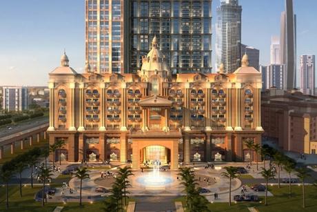 St Regis hotel opens in Dubai's Al Habtoor City