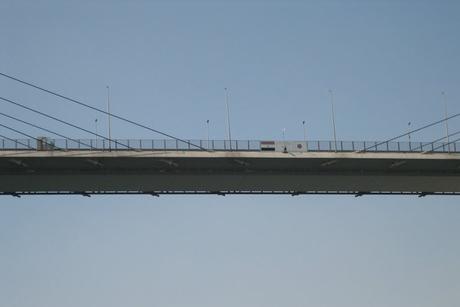 Concerns raised over cracks in Madinah bridge