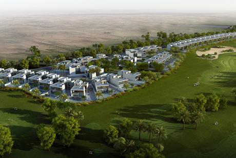 Ajman Ruler and Solidere open Al Zorah golf course