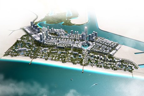 Phase one of Al Zorah is progressing well