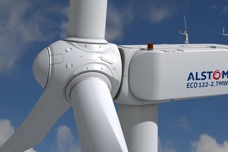 Alstom to supply $33m wind turbine project