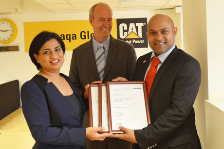 TUV NORD awards ISO certificates to Altaaqa Global