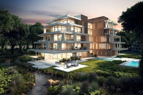 AL Barari's Ashjar luxury villas 75% sold out