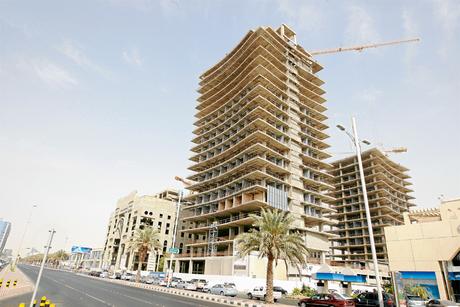 Site visit: Assila Towers, Jeddah