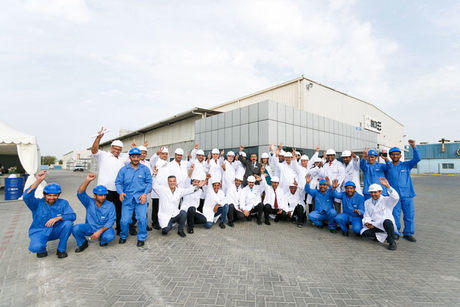 BCI opens manufacturing plant in Sharjah, UAE