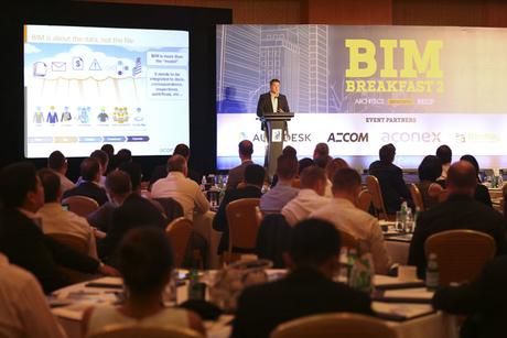 One week to go before BIM Summit 2015