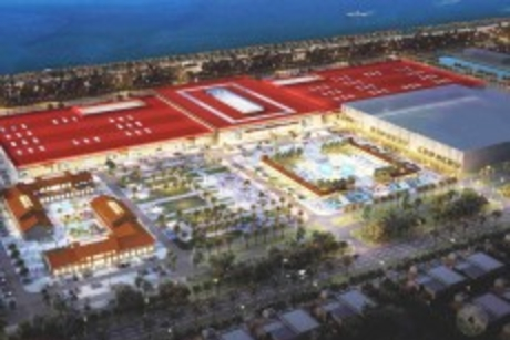 Dragon City project in Bahrain is 20% complete