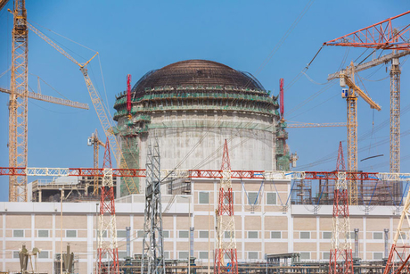 Barakah Nuclear Plant Unit 2 'almost 60% complete'