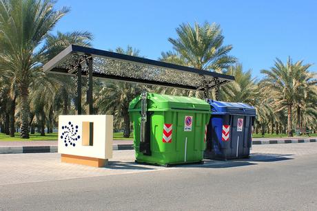 Smarter waste management with Bee'ah's Smart Bins