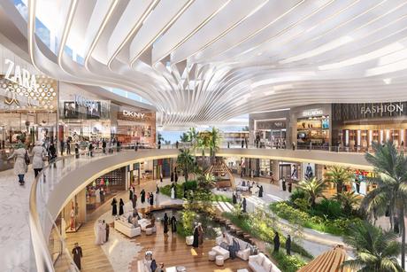 Benoy to design $133m Riyadh Park mall scheme