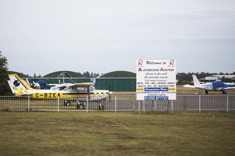 Bin Laden family members killed in UK jet crash