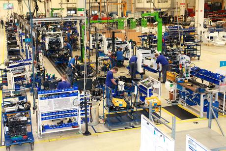 Factory tour: Bobcat Dobris Campus, Czech Republic