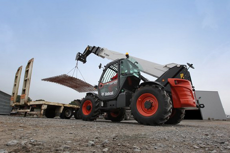 INTERMAT to provide launch pad for Bobcat T40180