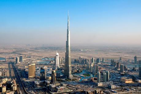'190 skyscrapers built in Dubai since 2000'