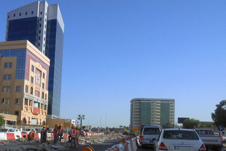 C-Ring Road extension works open in Doha