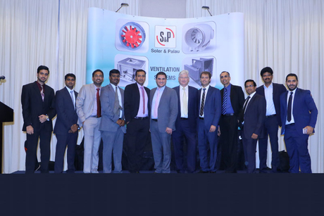 Leminar leads Oman seminar on ventilation systems