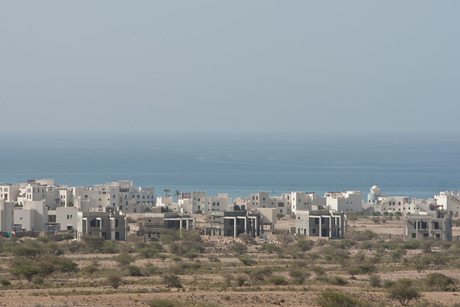 In Pictures: Jebel Sifah, Oman