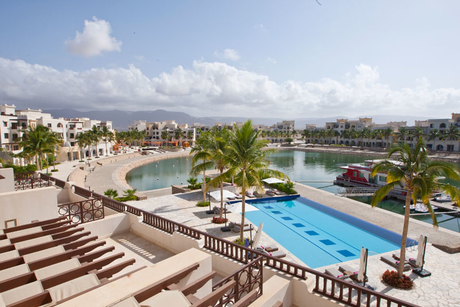 Oman tourism spot hands over 40 units in 2013