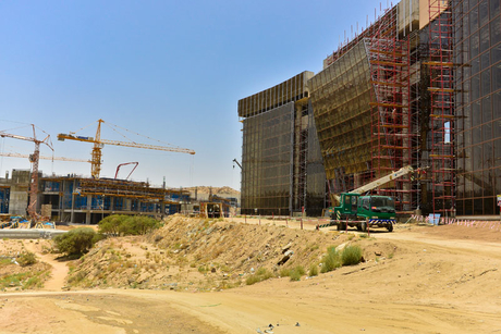 Baytur two-thirds done on $3.4bn KSA uni project