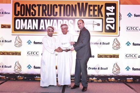 CW Oman Awards: Lifetime Achievement award
