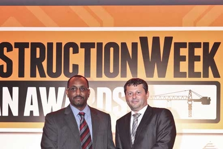 CW Oman Awards: Project Manager of the Year