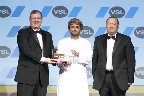 CW Awards: Al Salmy is Construction Exec of Year