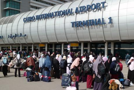 Hill Intl wins Cairo air terminal deal