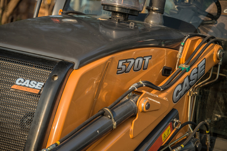Case launches entry-level backhoe for Middle East