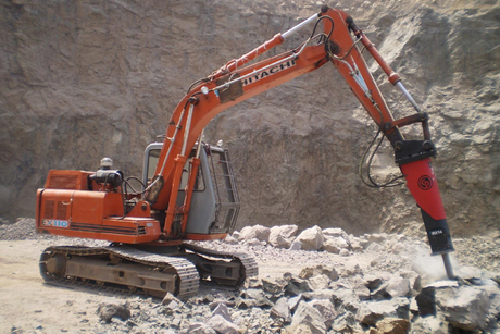 Chicago Pneumatic aids Indian quarry productivity