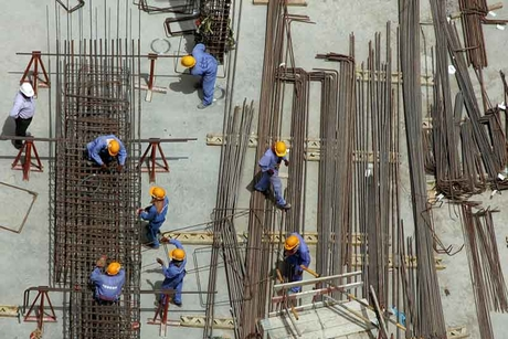 Saudi: construction labour most injured in 9M 2015
