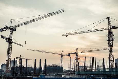 Construction risk sees slight fall in Q2 2015