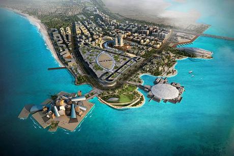 Site visit: Abu Dhabi Cultural District