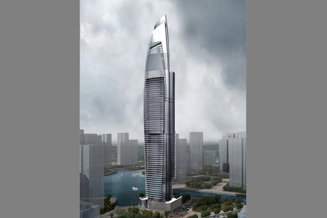 Damac Heights wins international property award
