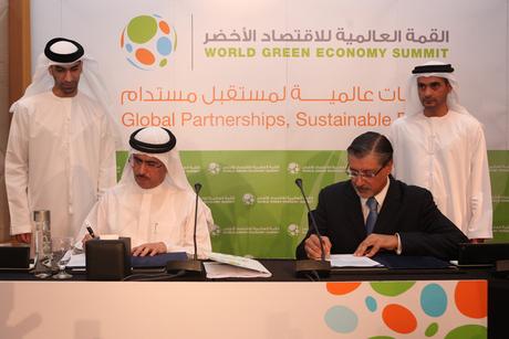 Speakers revealed for World Green Economy Summit