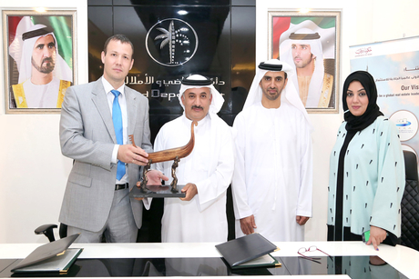 Dubai Land Dept. inks deal with Estonia government