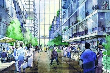 Dubai's DWTC Zabeel Halls on track for completion