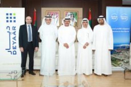 Deyaar signs deal with Dubai Maritime City